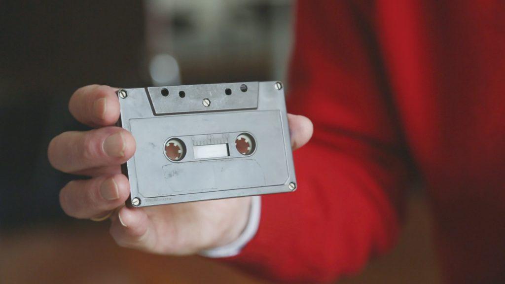 カセット:ドキュメンタリー・ミックステープ